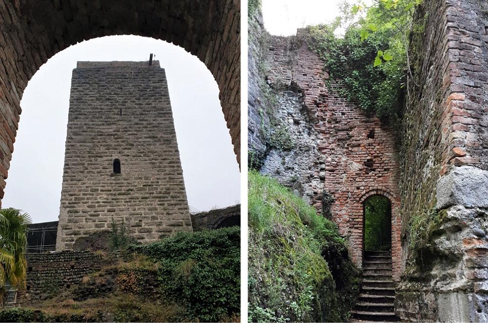 torre di trezzo sull'adda_cosa vedere_castello