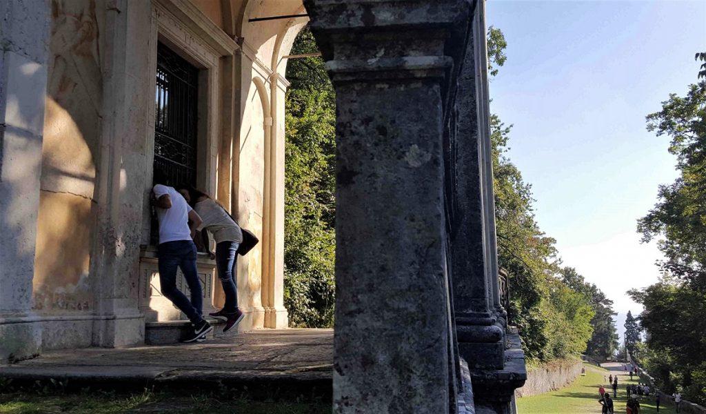 le cappelle della via sacra al sacro monte di varese_come arrivare a piedi