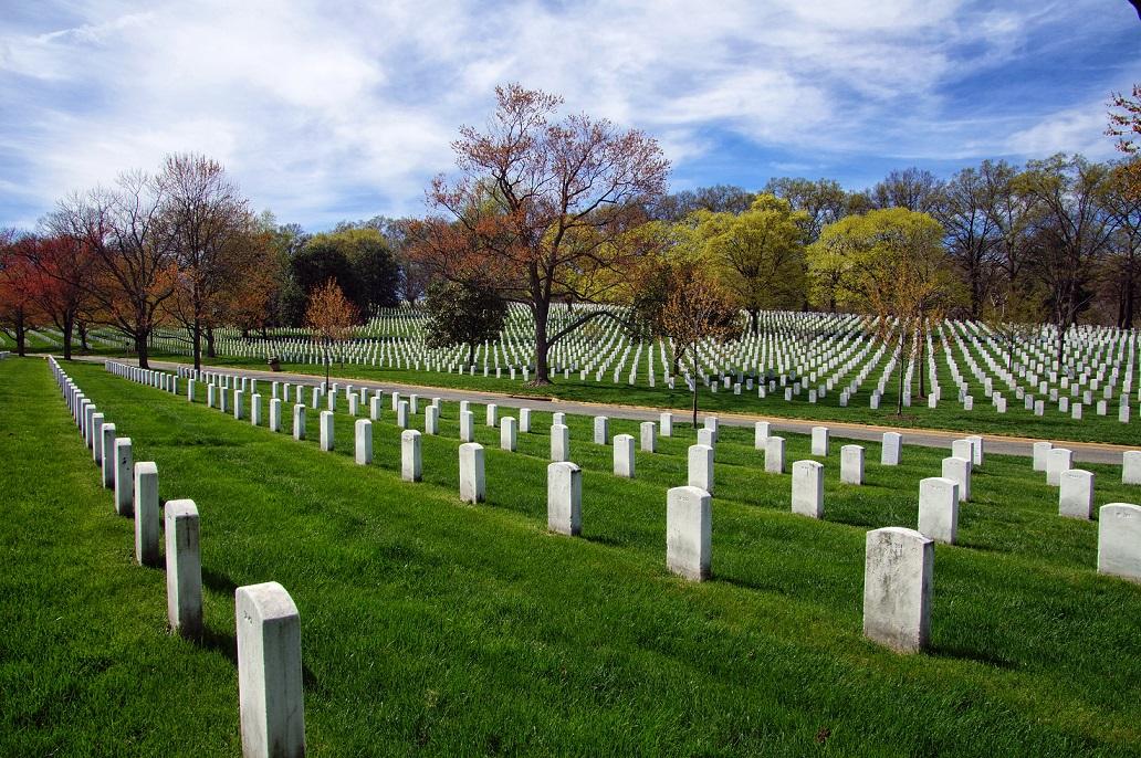 Croci bianche all'Arlington Cemetery_Washington_cosa vedere