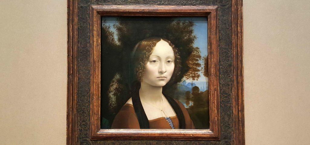 Leonardo Da Vinci nella National Gallery of Art