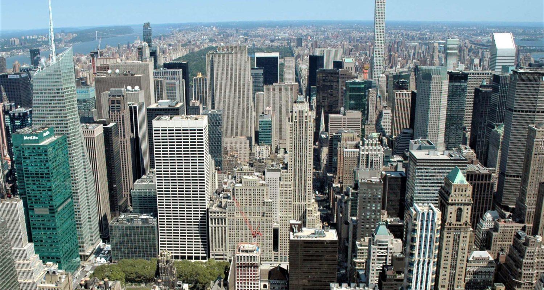 SKYLINE DI MANHATTAN_viewpoint_dove vedere il panorama su New York