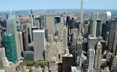 SKYLINE DI MANHATTAN_viewpoint_dove vedere il panorama su New York