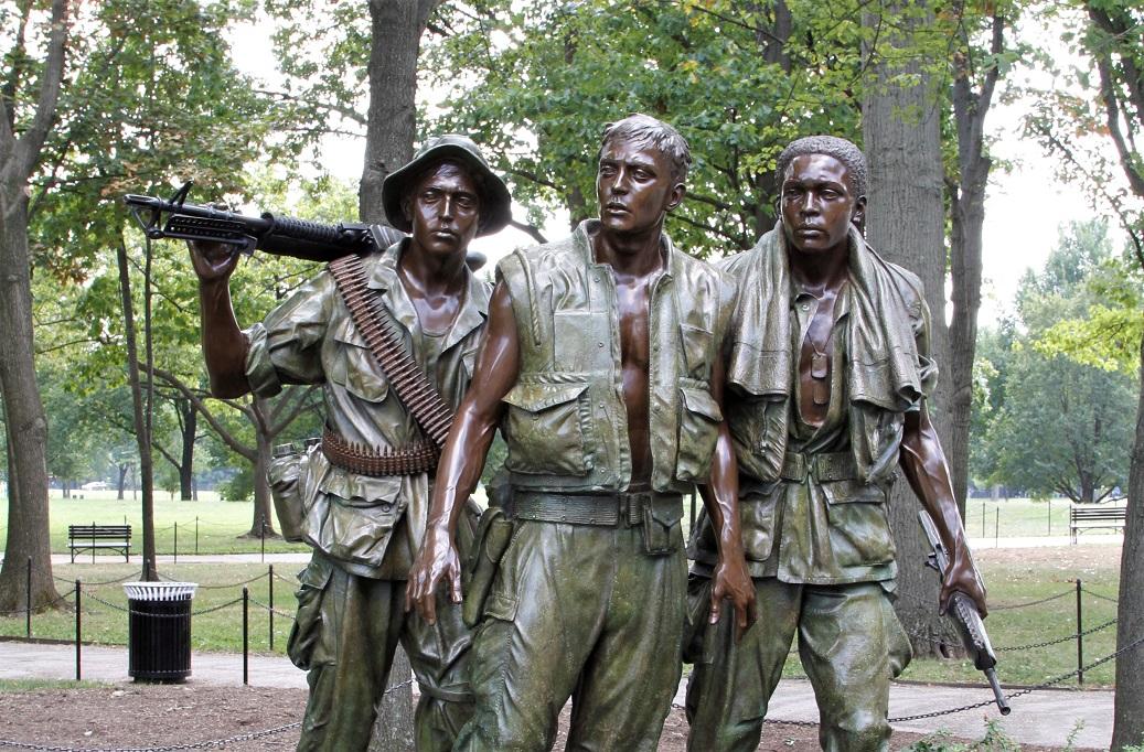 Vietnam Veterans Memorial_Washington cosa fare in un giorno