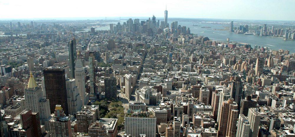 Empire Stata Building_skyline di new york_manhattan