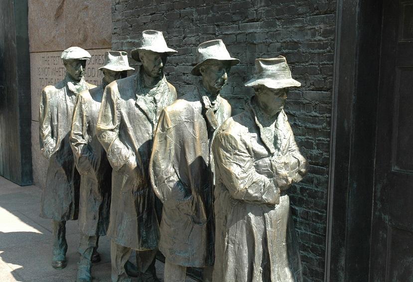 Franklin Delano Roosevelt Memorial a Washington