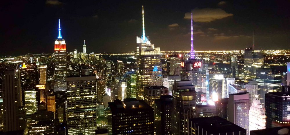 top of the rock_skyline di new york