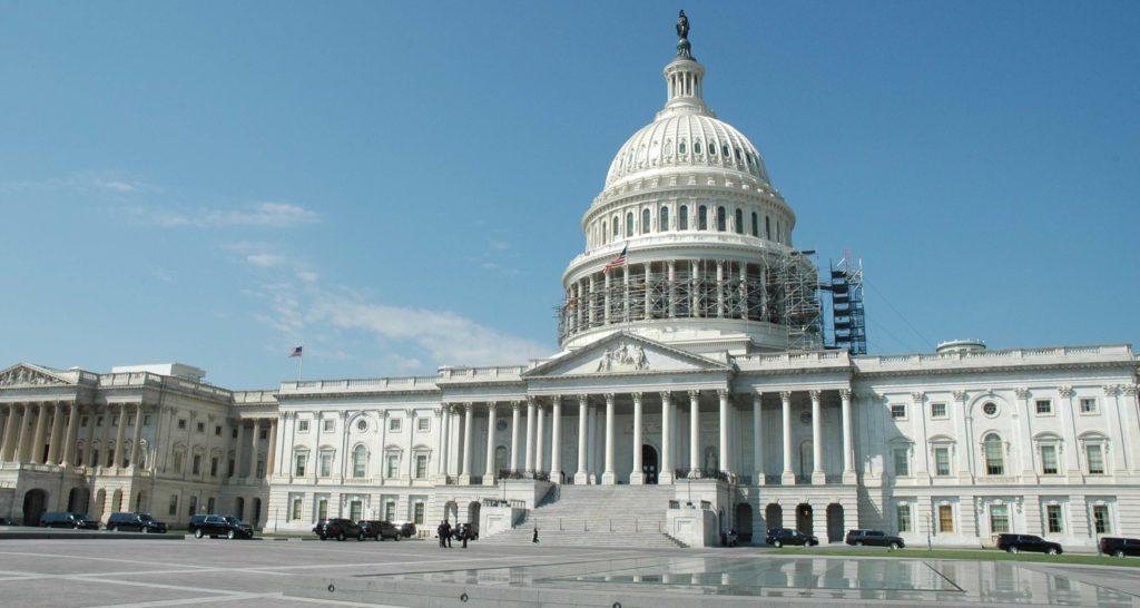 Il Capitol di Washington DC