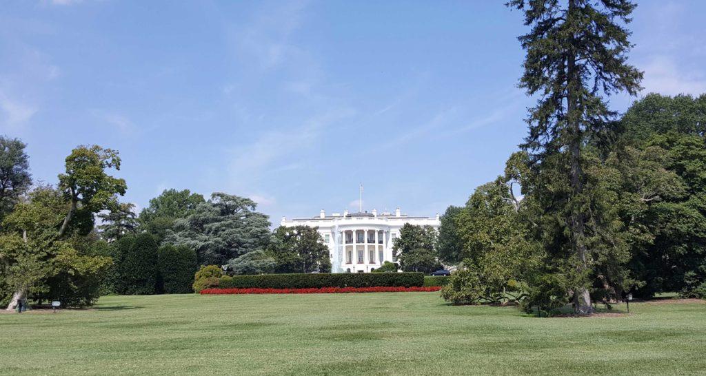Casa Bianca: visita a Washington DC da New York