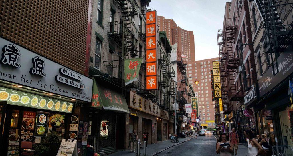 Cosa vedere a New York in 7 giorni: Chinatown