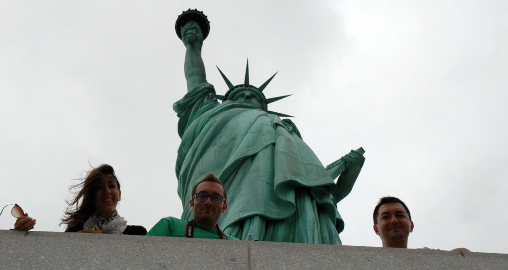Statua della Libertà di New York