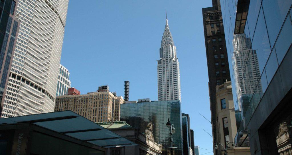 Chrysler Building: cosa vedere a New York in 7 giorni