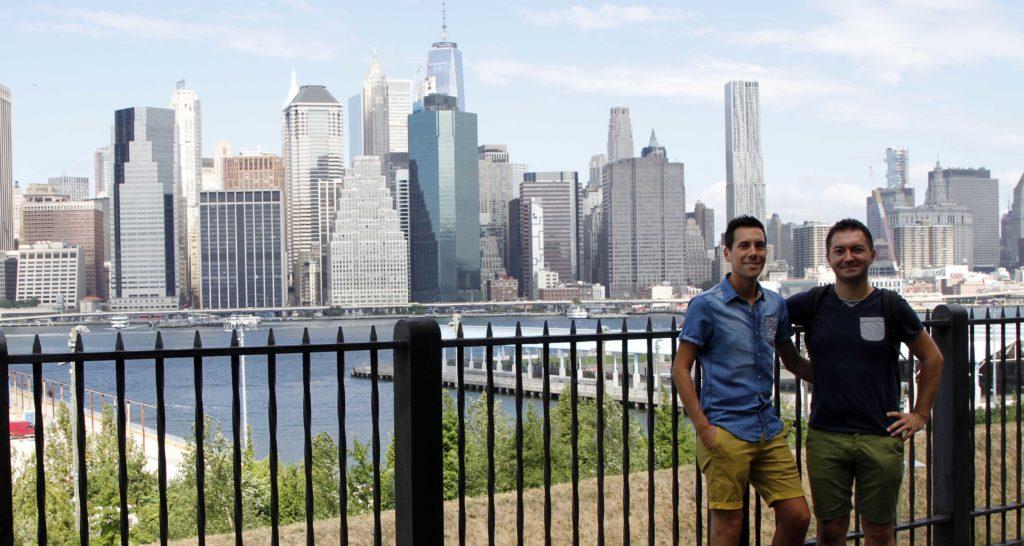 Heights Promenade a Brooklyn