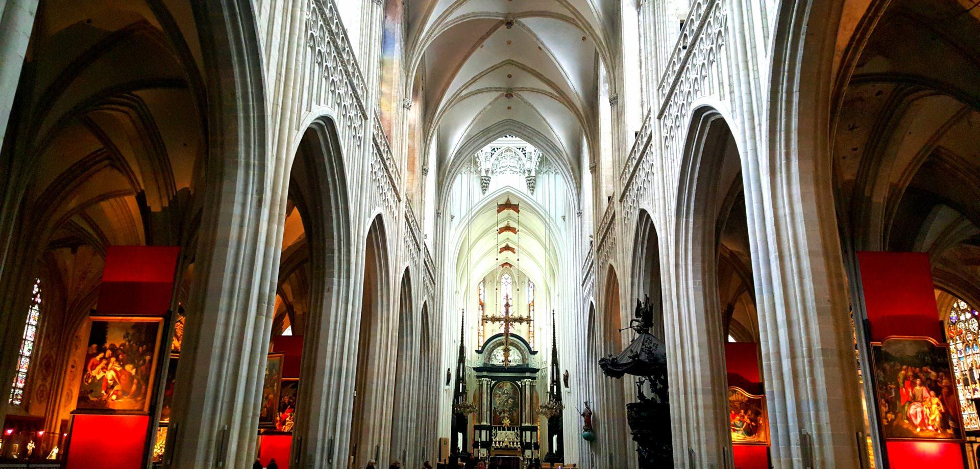 anversa cattedrale cosa vedere