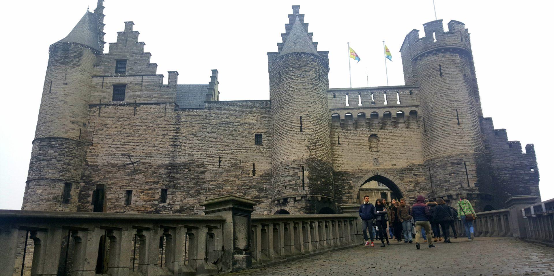 anversa castello cosa vedere