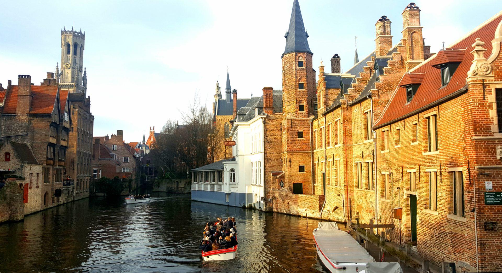 diario di viaggio belgio