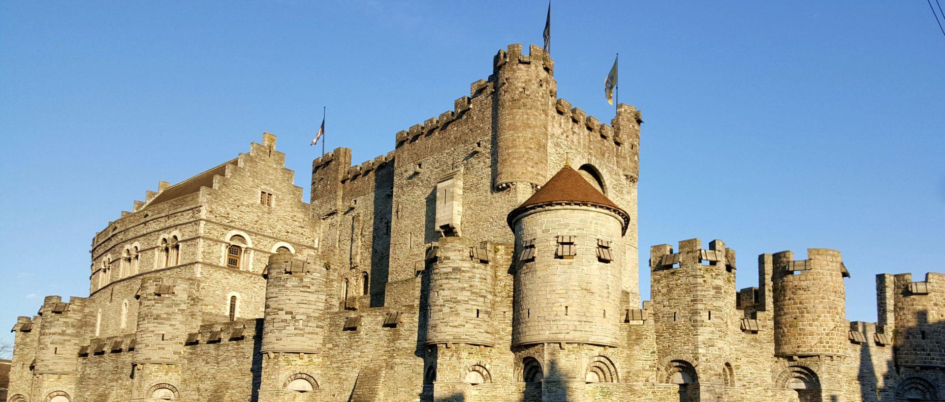 gand belgio castello
