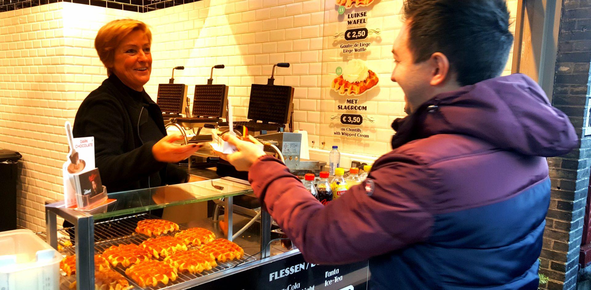 waffle goffres belgio