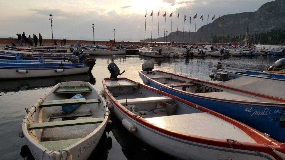 Porto di Garda_Santuario Madonna della Corona Lago di Garda