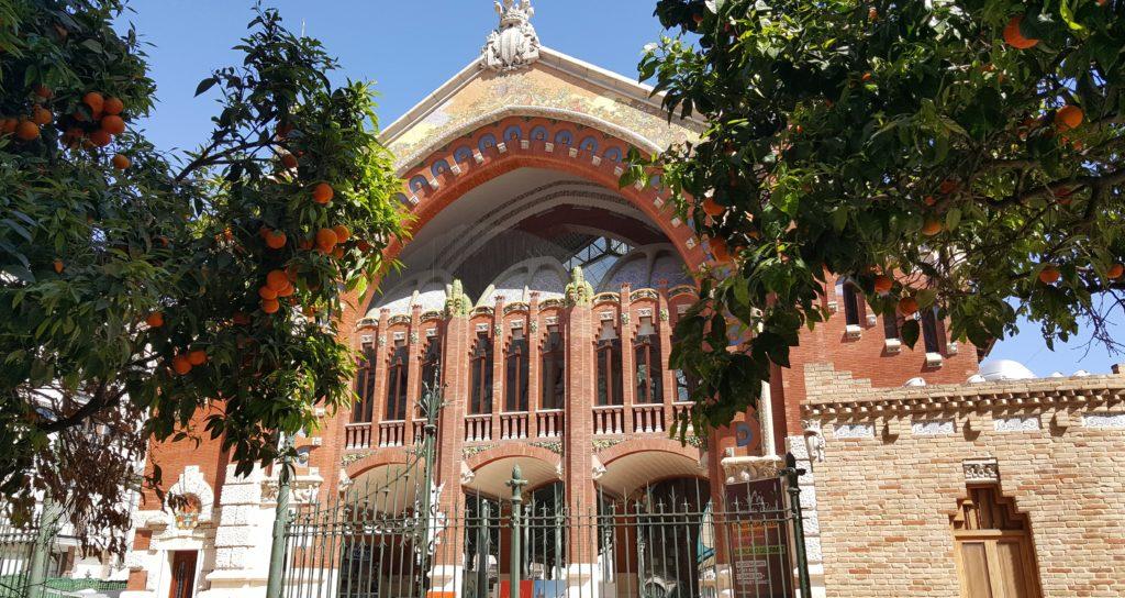 Mercato de Colon a Valencia