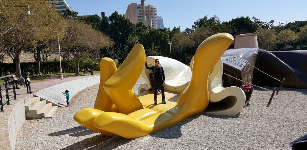 Parco di Gulliver a Valencia: cosa vedere in 3 giorni