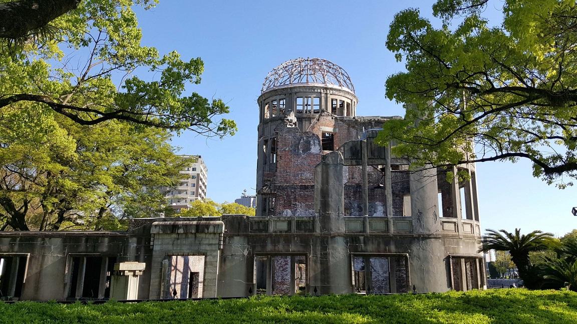 Atomic Bomb Dome a Hiroshima_giappone