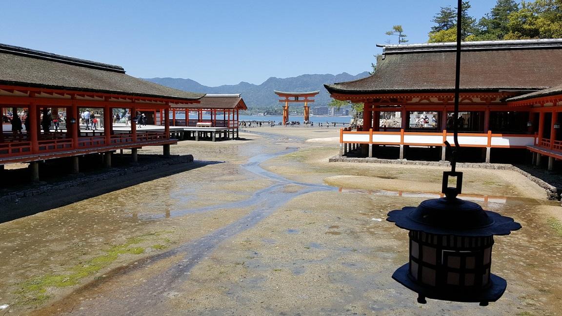 Itsukushima-jinja a miyajima_hiroshima_diario di viaggio giappone