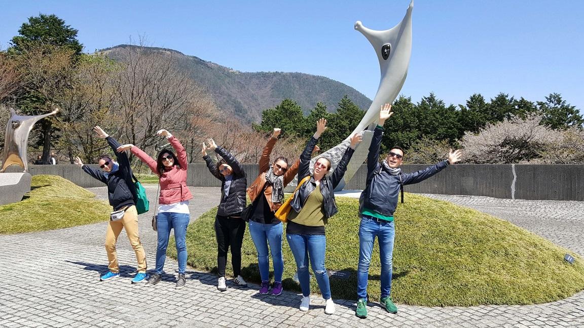 Open air Museum di Hakone_Giappone_itinerario di viaggio_2 settimane