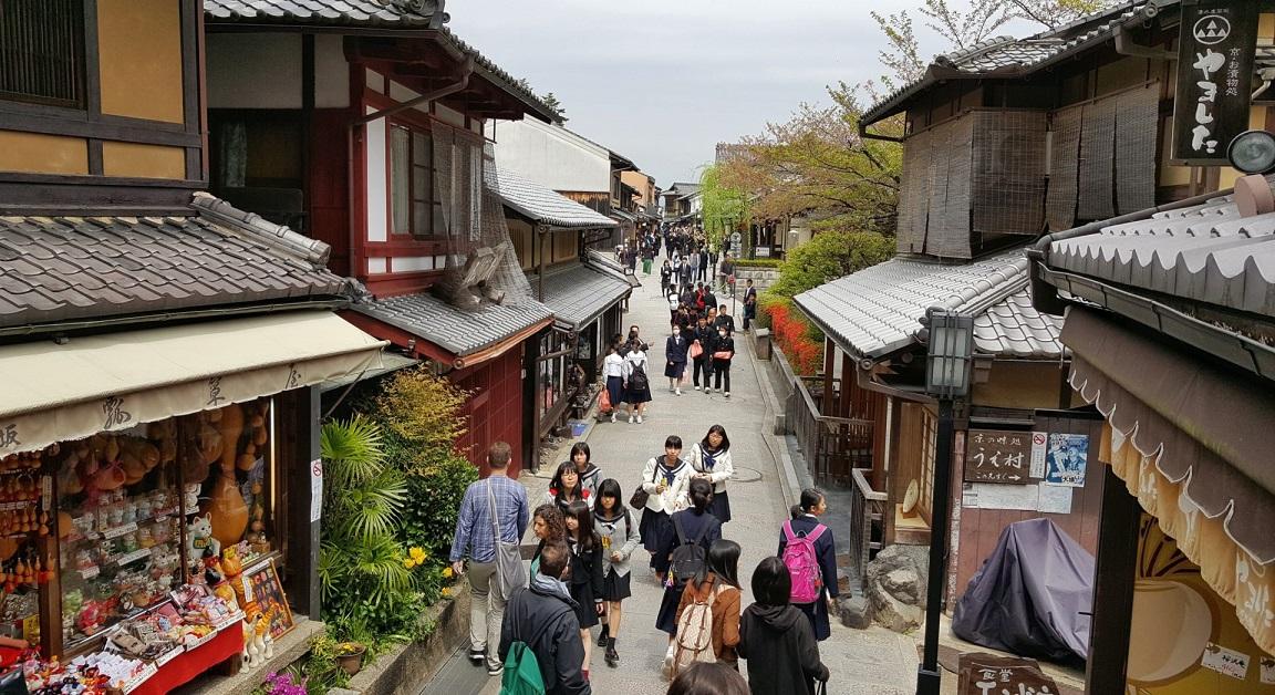 Sannen-zaka a Kyoto_cosa vedere