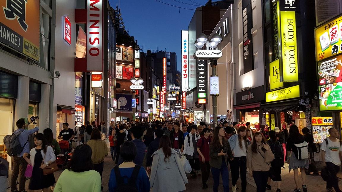 Shibuya a Tokyo_cosa vedere