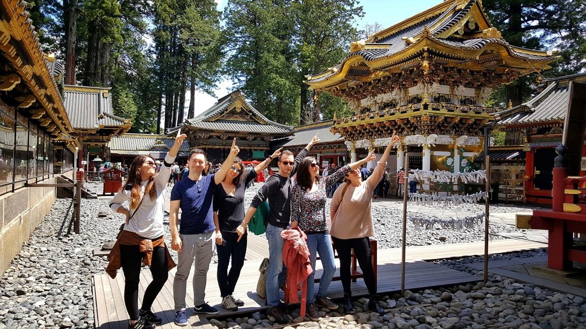 Tosho-gu_nikko_itinerario in giappone