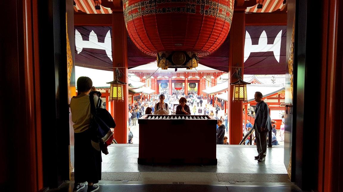 Sanso-ji a Tokyo_diario di viaggio in Giappone