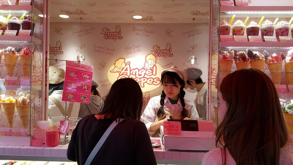 itinerario in giappone_10 12 giorni_Takeshita-dori