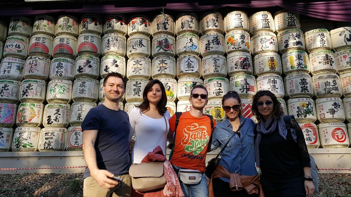 itinerario in giappone_meiji-ji tempio_tokyo