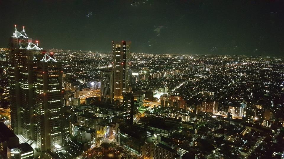 Tokyo Metropolitan Government Offices a shinjuku_tokyo