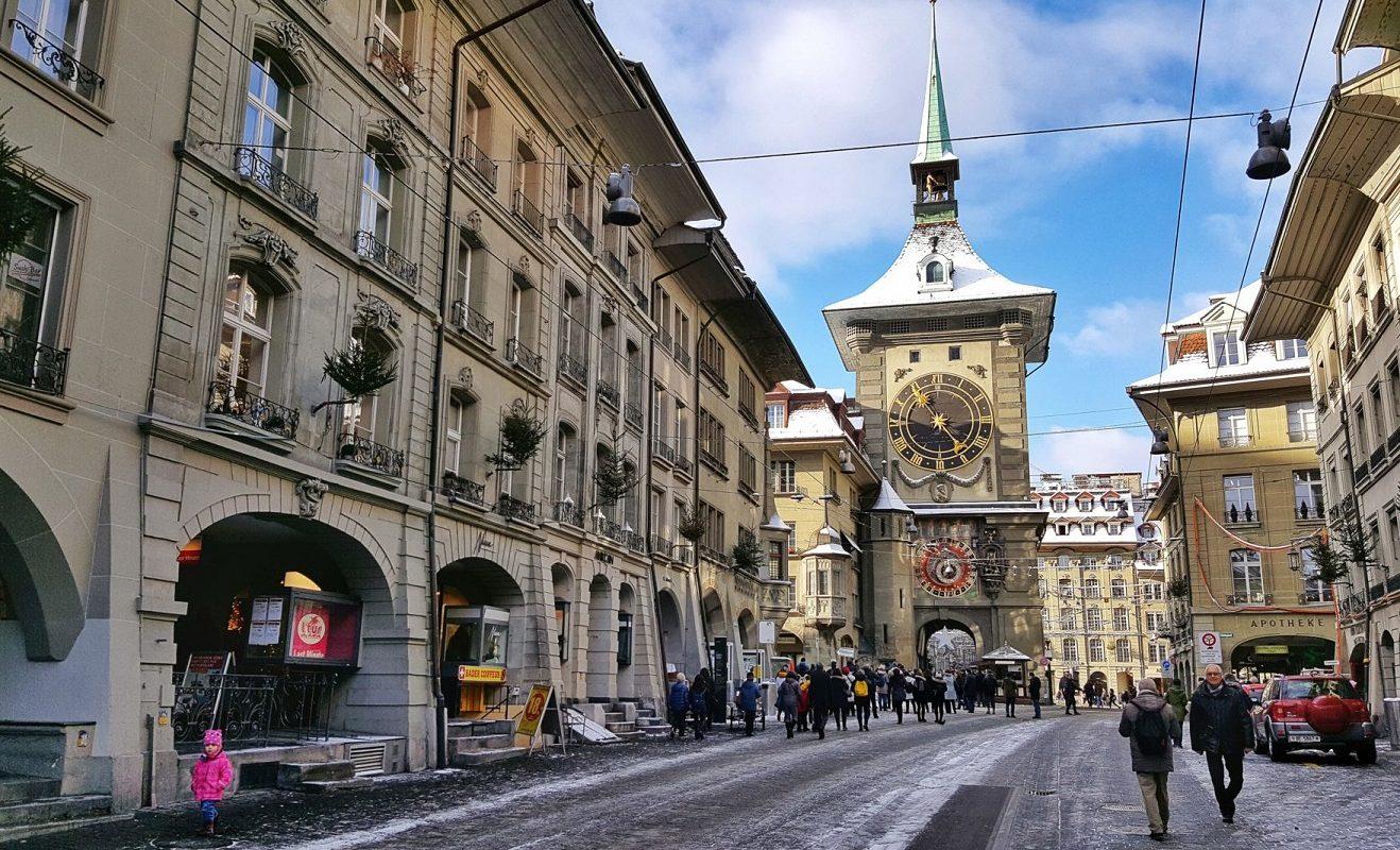 itinerario in auto della Svizzera di 3 giorni_cosa vedere