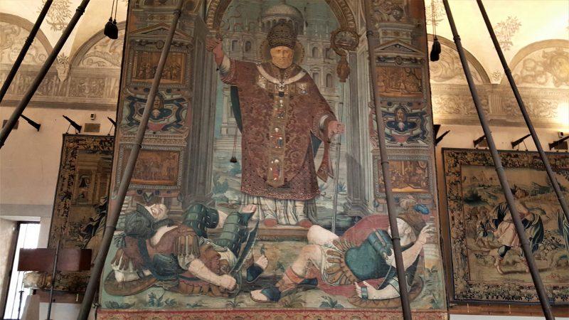 gonfalone di milano musei castello sforzesco_milano