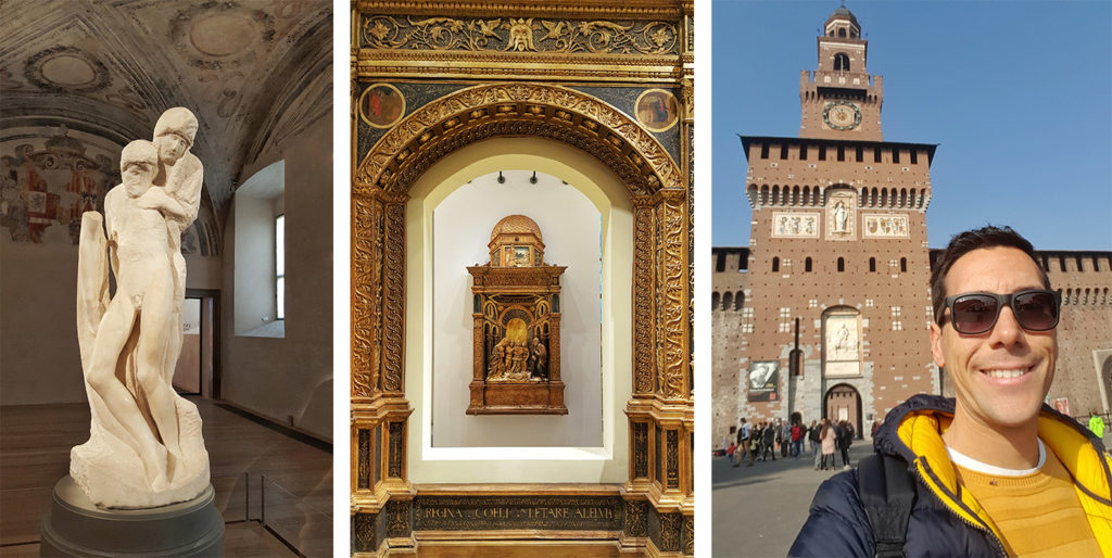 musei del castello sforzesco di milano_orari di apertura e prezzi