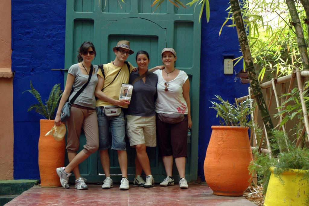 diario di viaggio in marocco_marrakech_majorelle