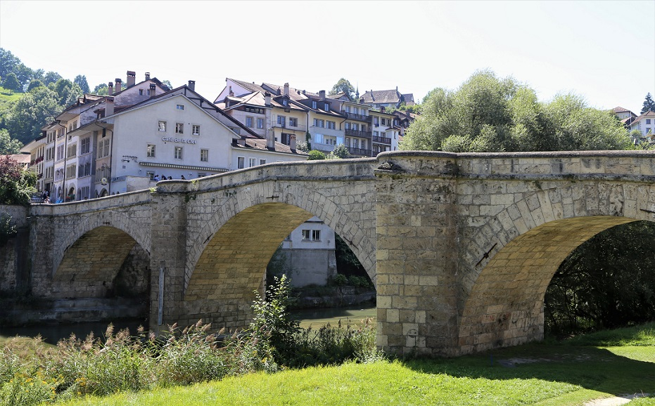 Pont de St Jean a Friburgo_svizzera_nueveville