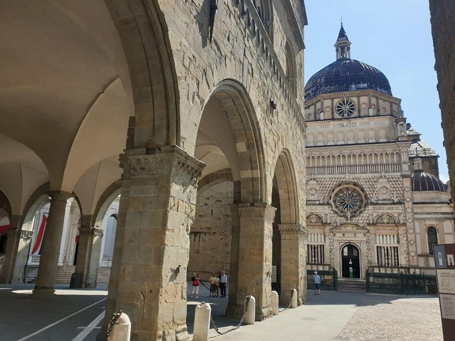 La Cappella Colleoni in Bergamo alta