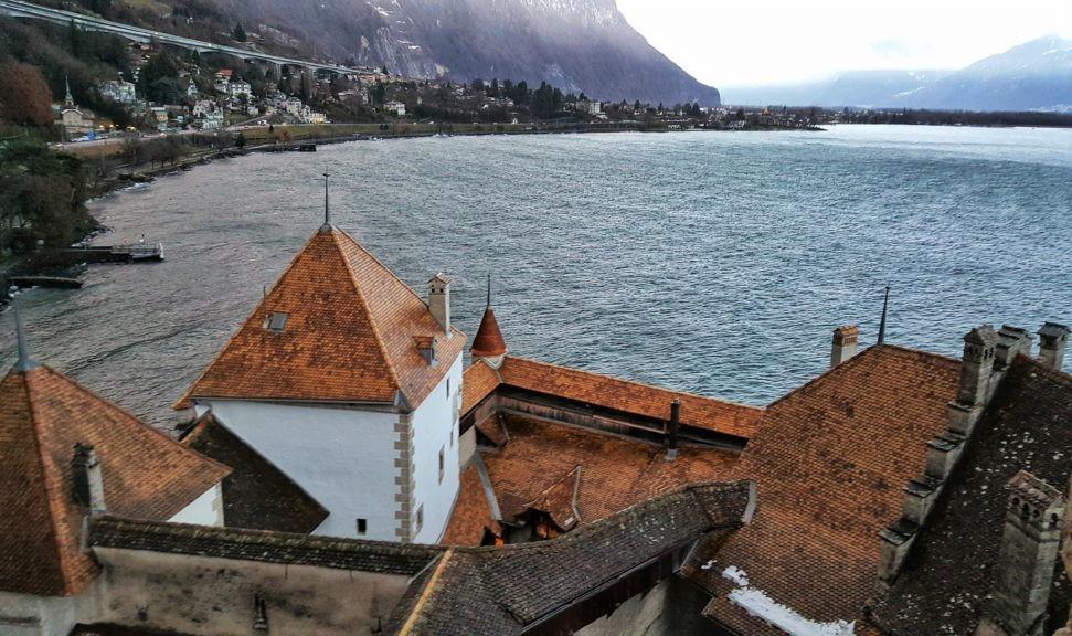 castello sul lago_svizzera_chillon