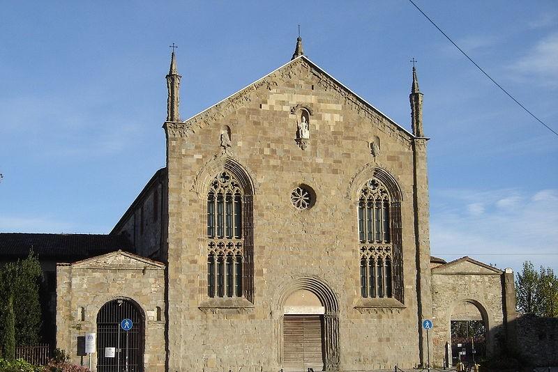 chiesa sant'agostino a bergamo alta