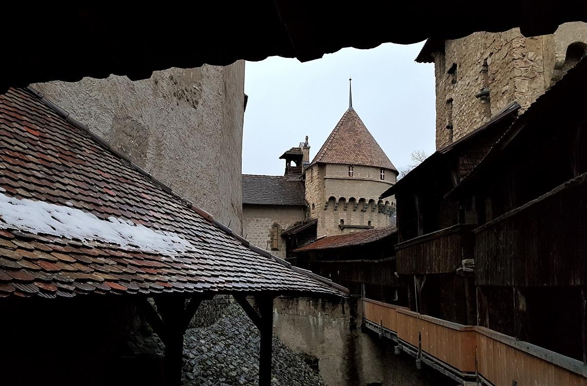 cosa vedere a montreux_castello di chillon_svizzera