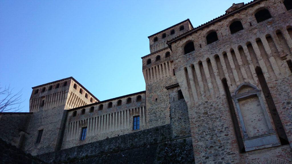 castello di torrechiara_parma_visita