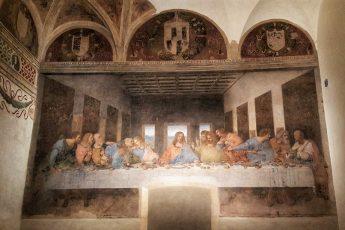cenacolo vinciano di milano_visita all'ultima cena di leonardo da vinci patrimonio UNESCO in Lombardia