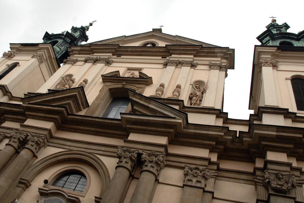 chiesa sant'anna_cracovia