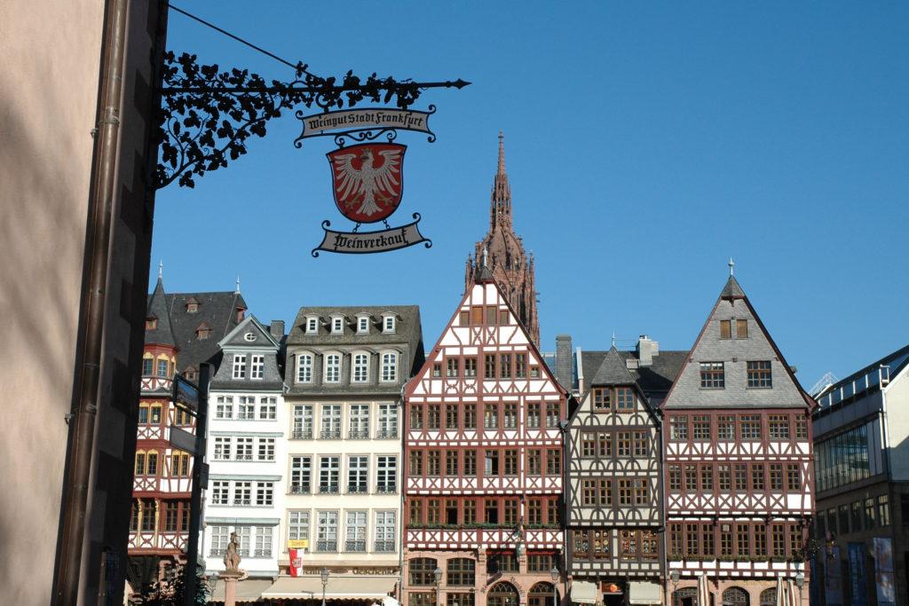 Römerberg_guida turistica in pdf di Francoforte