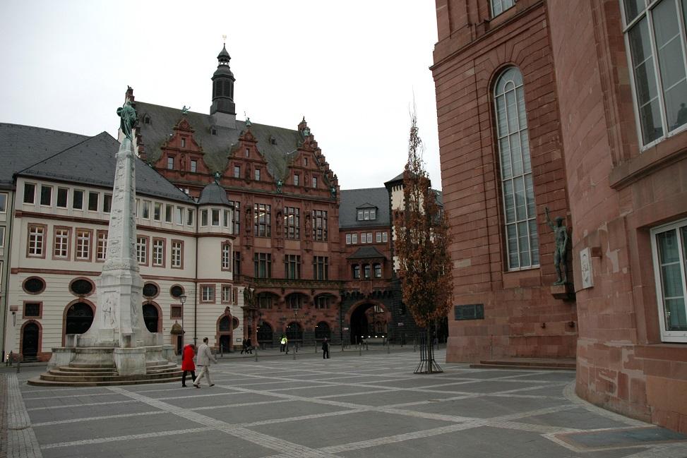 centro storico di francoforte_cose da vedere