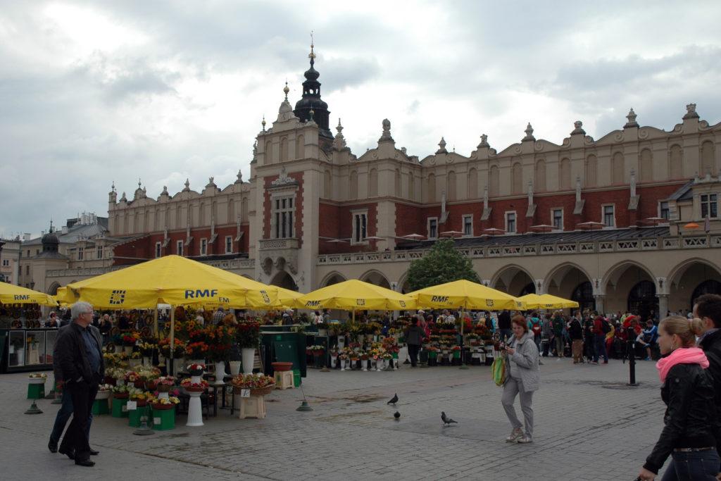 mercato centrale_cosa vedere a cracovia in 3 giorni