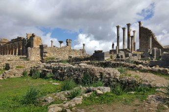 COSA VEDERE A VOLUBILIS IN MAROCCO_l'antica città romana